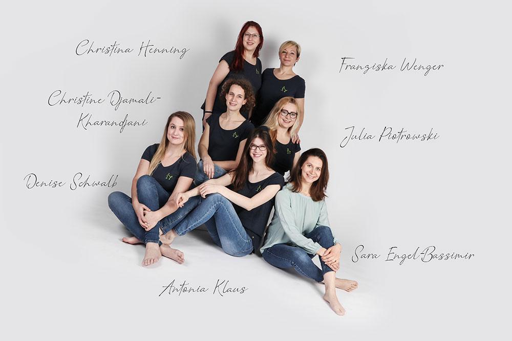 Team Ergotherapie Engel-Bassimir